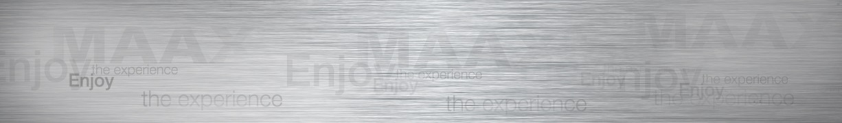 MAAX - Enjoy the experience