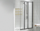 Tub Shower with 3 Folding Panels