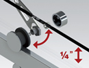 Roller Adjustment System